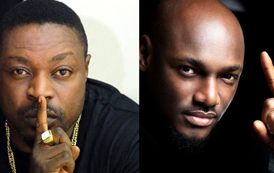 '2Face is Fake That's Why His Name Is 2Face'- Nigerian Rapper Eedris Abdulkareem