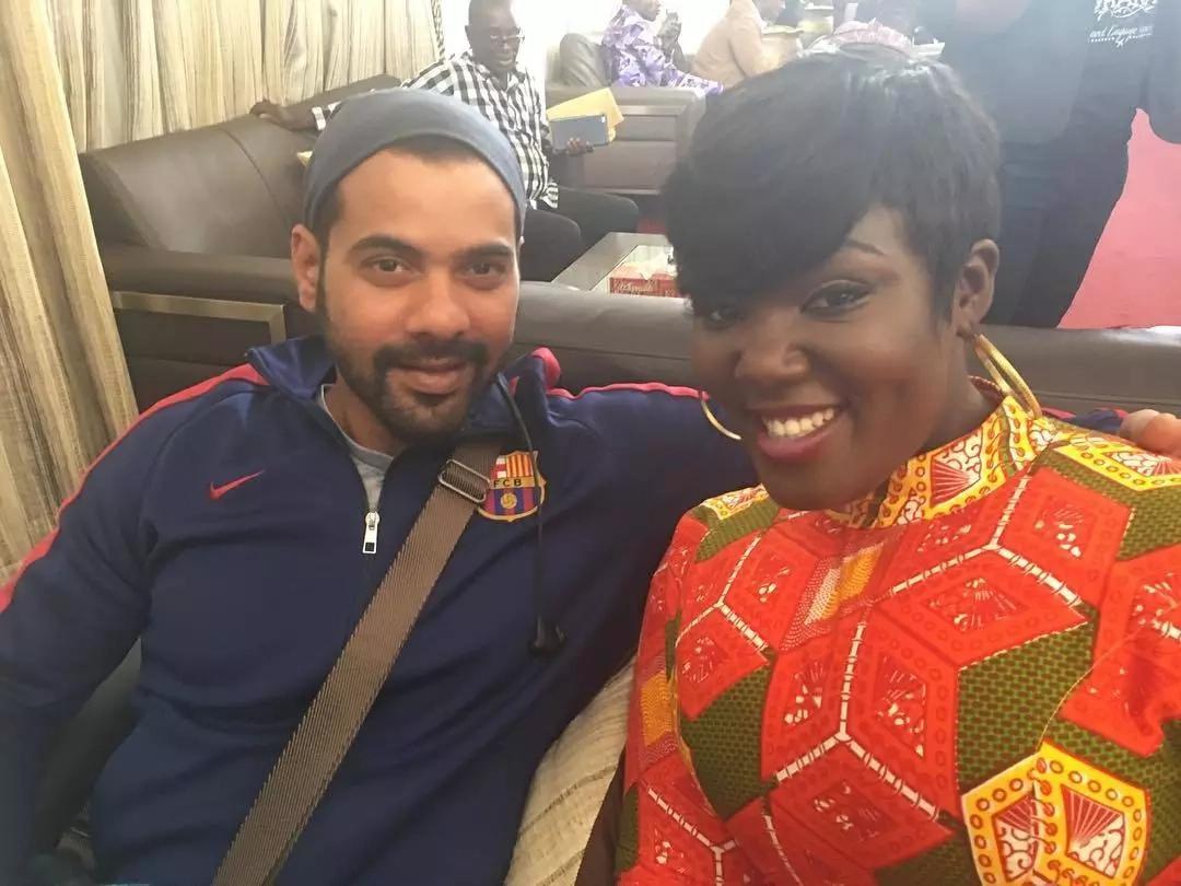 VIRAL Video: Kumkum Bhagya Cast Storm Ghana (+Photos)