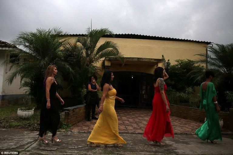 Brazil's Most Dangerous Female Criminals Hold Beauty Pageant (+Photos)
