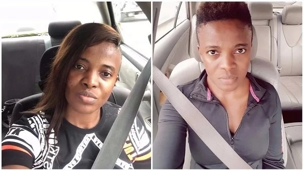 Meet Nigerian Lady Who Enjoys Wetting Her Pant