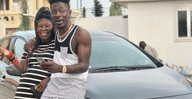 Shatta Surprises Mum With A Brand New Car And It's Everything