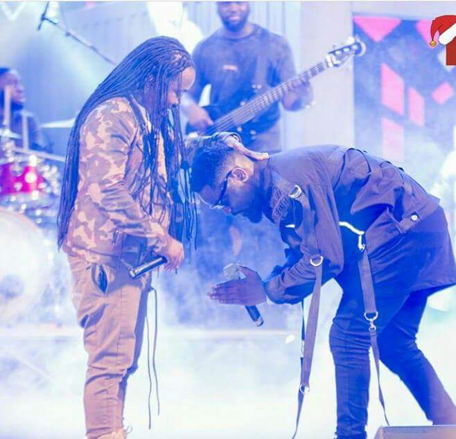 VIRAL Video: Sarkodie And Obrafour Perform 'Yaanom' At Rapperholic Concert