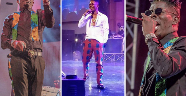 Shatta Wale Wins Topmost Award At Maiden Edition Of 3Music Awards (+Full List Of Winners)