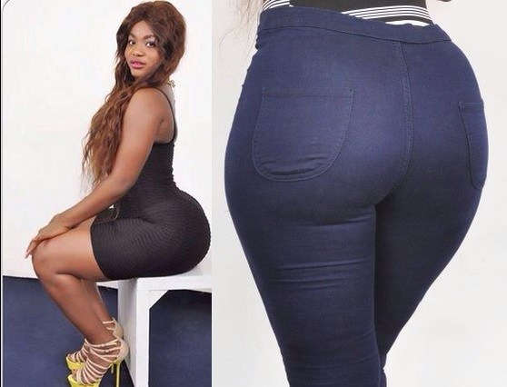 HOT Photos: Vivian Okyere Causes 'Damage' On The Internet With These Photos (+Video)