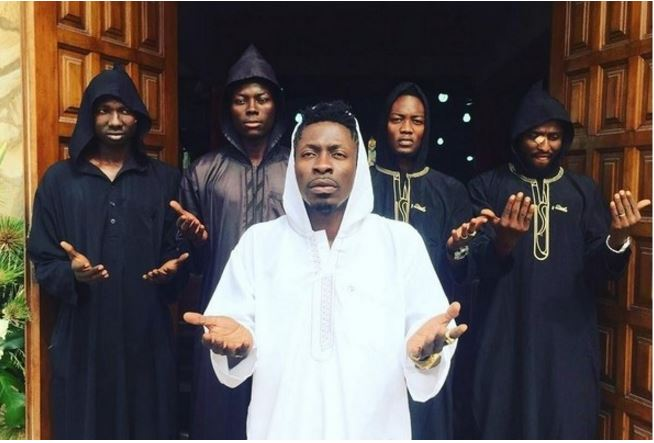 'Shatta Wale Would Become A Powerful Evangelist In 2018 — Prophet Makes Interesting Prediction