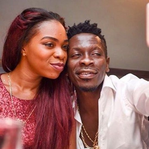 Shatta Wale Says Shatta Michy Chased Him With A Knife So He Has 'DAWG' Her (+Screenshots)