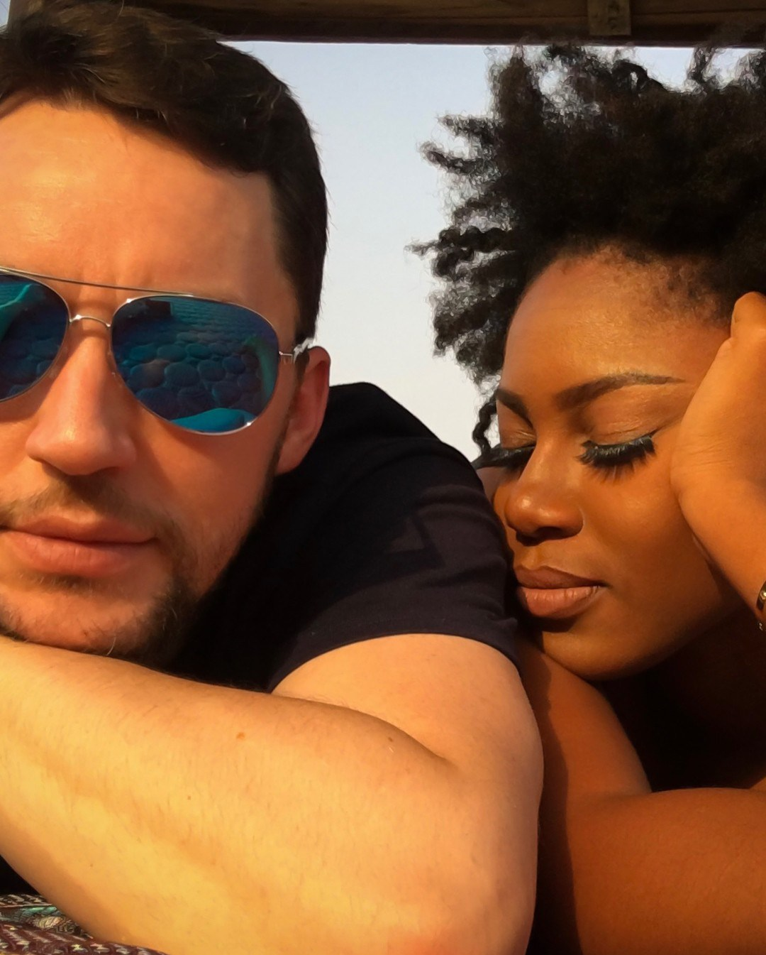 'Thank You For Being The Best Partner And Mother To Our Daughter' – Yvonne Nelson's Baby Daddy Gushes Over Her
