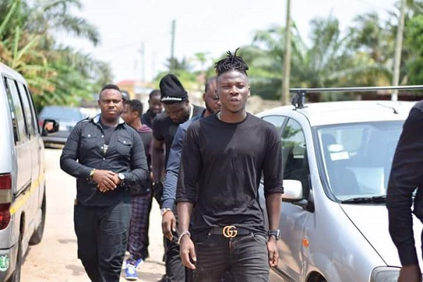 The Battle Is Far From Over: Stonebwoy Fires Zylofon Media, Says They Can't Destroy Him (+Screenshot)