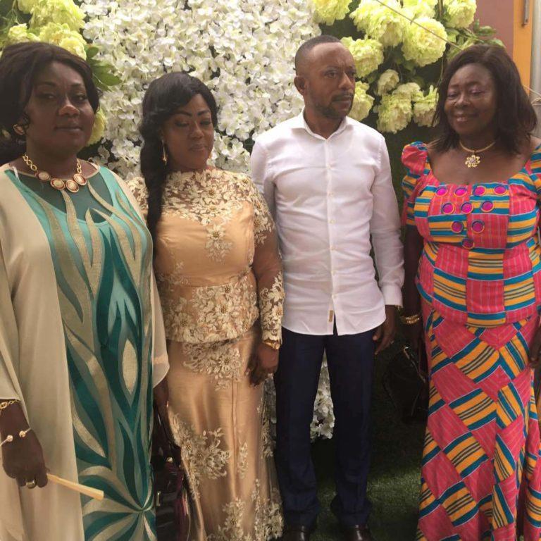 VIDEO: Rev. Owusu Bempah's Wife Caught Drinking Apketeshie?
