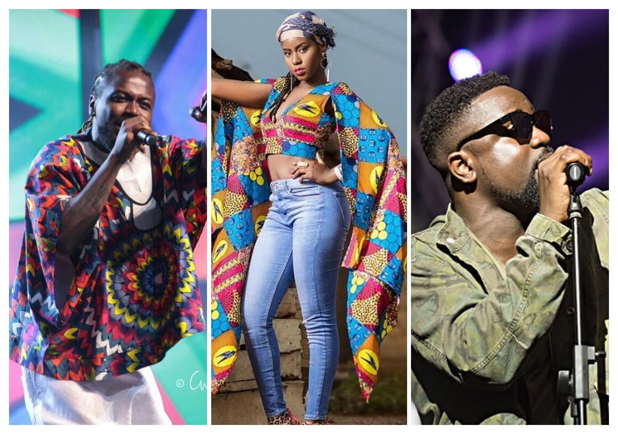 #2018VGMAs: Top 5 Best Performers Of The Evening (+VIDEO)