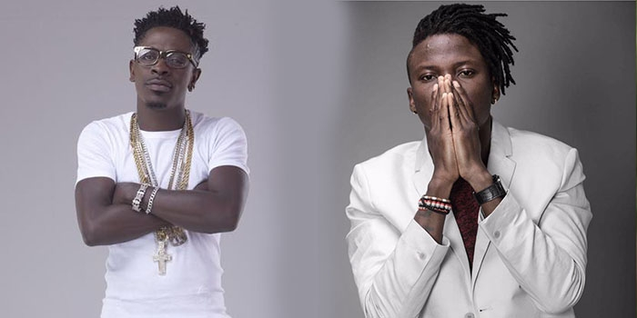 VIDEO: 'Between Shatta Wale & Stonebwoy, Who's Ghana's BIGGEST Musician?' Both Artistes Were At The Manhyia And Here's How They Were TREATED