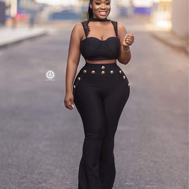 Abena Moet Is Such A Sellout!- READ All She Said About Moesha
