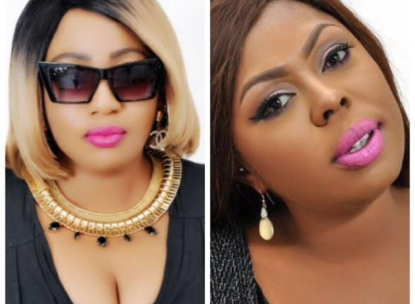 Insult Of The Year: Diamond Appiah Says Afia's Face With Bridal Makeup Cannot Be Compared To Her Feet