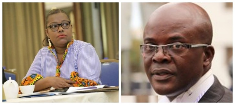 Nana Oye Lithur Calls Her Husband A Liar, Denies Being An Abusive Wife And Bonking Other Men (+Document)