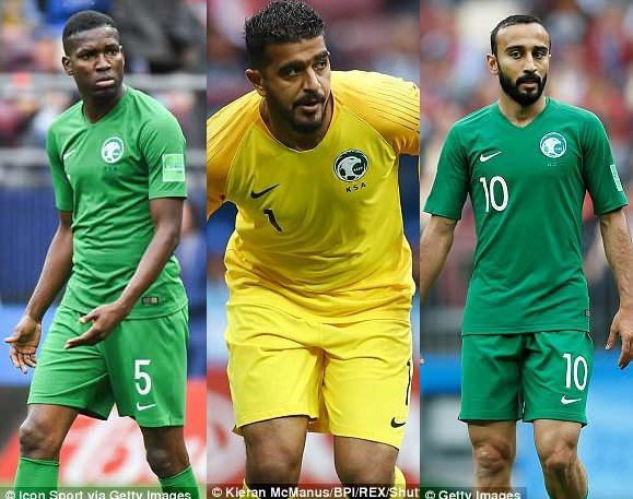 Saudi Arabia Lists 3 Players Who Will Face Severe Punishment After Embarrassing Defeat When They Return Home