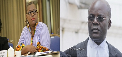 Popular Feminist & Politician Nana Oye Lithur Slapped With A Divorce Writ, Husband Says She BEATS Him And Bonks Other Men