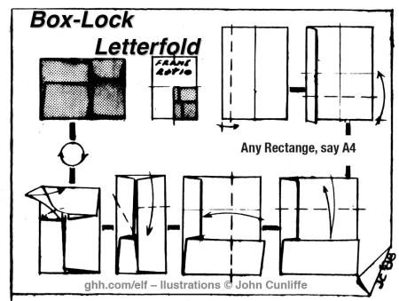 Box-Lock Letterfold