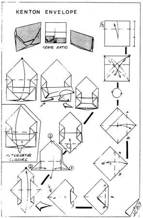 Kenton Envelope – Kathleen Bleyer