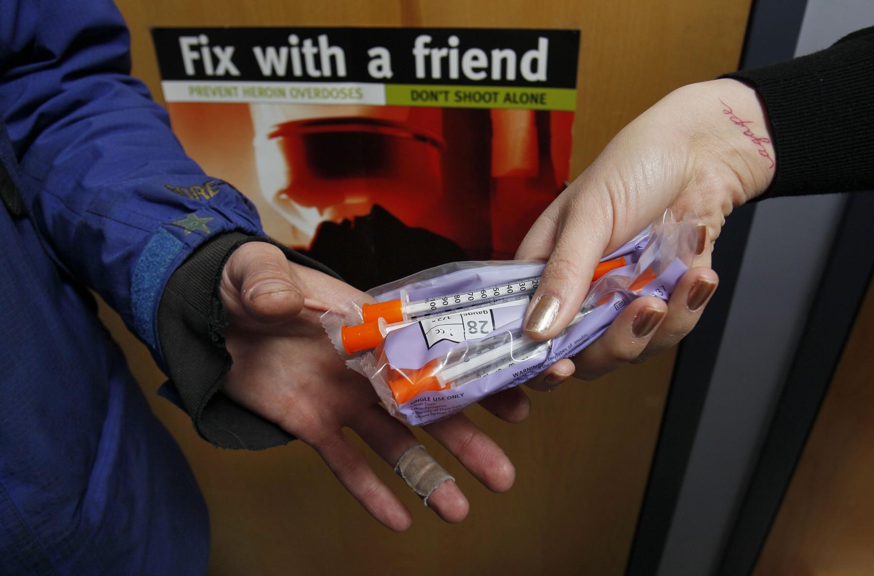 Opponents Of Needle Exchange Programs Always Make The Same Argument