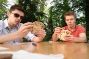Pokerface beim DoKo