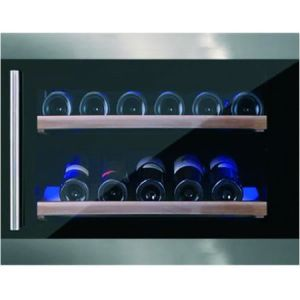 Vitrina de vinuri incorporabila Nevada Concept NW28S-FGS