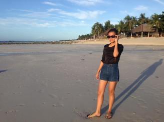 Tarong ang shades sa