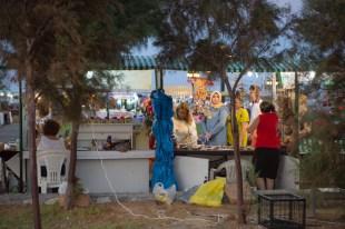Donne musulmane al mercato di Kirenia, nella parte nord di Cipro | © Michele Cirillo