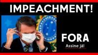 Movimento onçine formula seu próprio pedido de impeachment