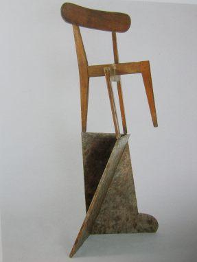 Sculpture, 1990, 157 x 77 x 50 cm