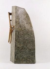 Sculpture, 1991, 150 x 69 x 59 cm