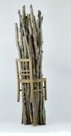 Sculpture, 1991, 208 x 42 x 45 cm