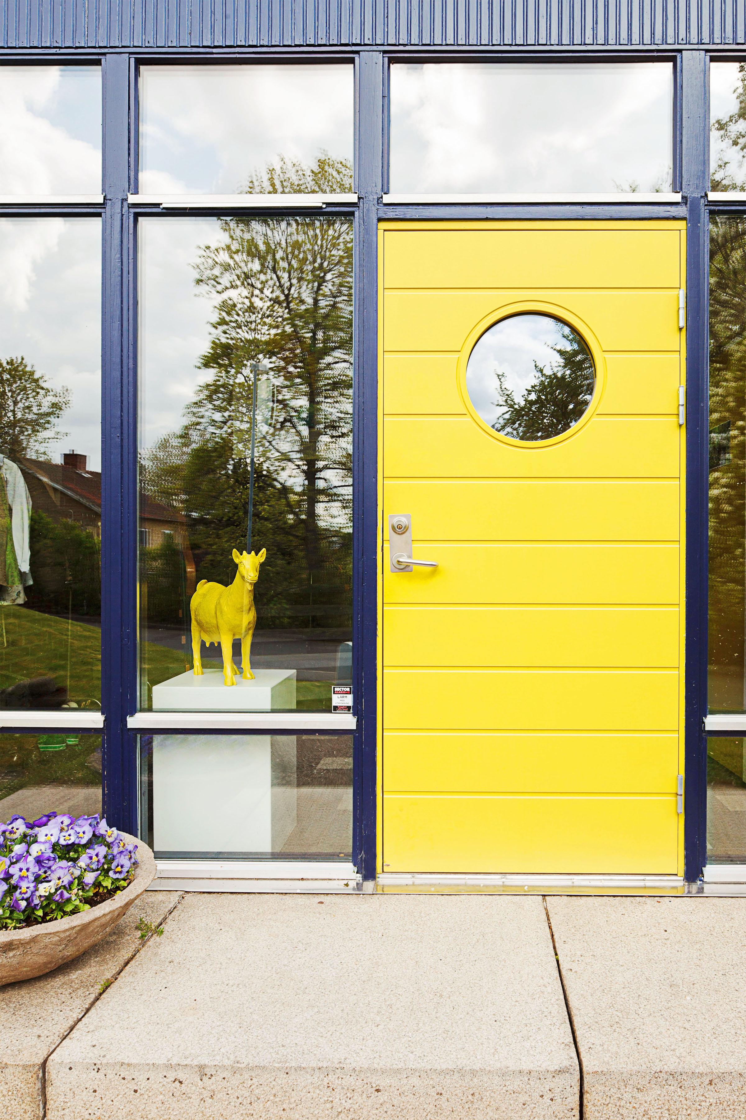 Home Improvement Painting Your Front Door