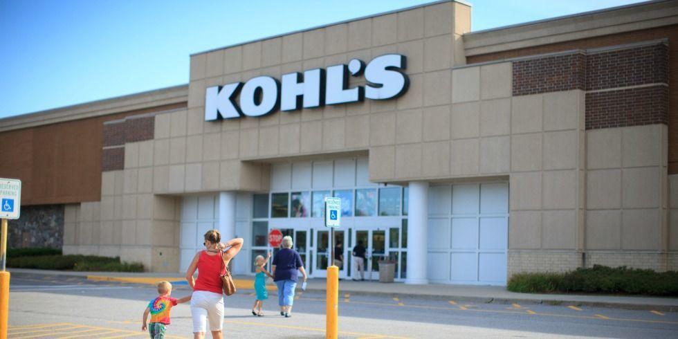 Kohls Outlet Store Kohls Testing Discount Store