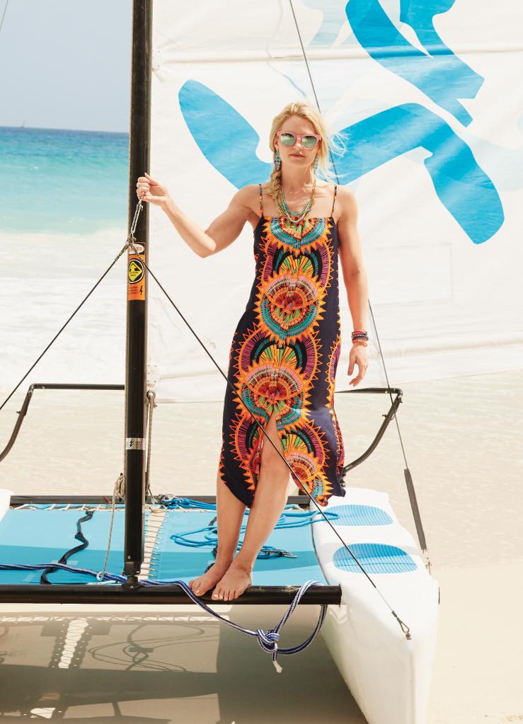 Jennifer Morrisons Summer Style Beach Inspired Fashion
