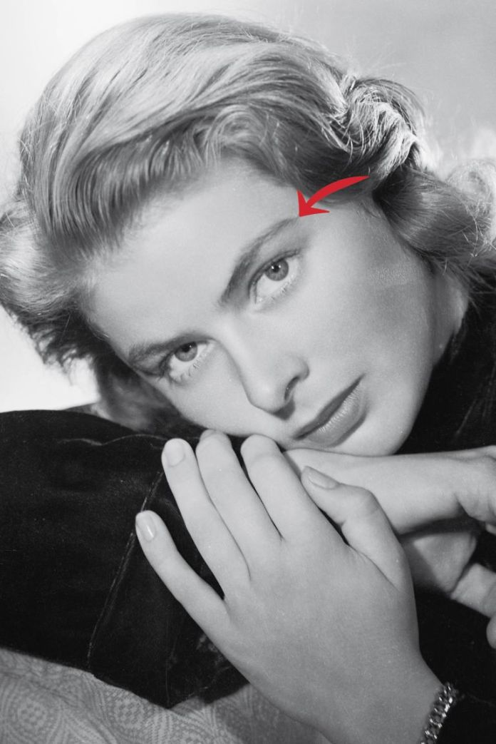 "Ingrid Bergman's beautifully unkempt brows may hail from the 1940s, but they would fit right in circa 2015. ""They look completely natural,"" Scott says. Feathered arches have a laissez-faire, I-woke-up-like-this appeal, though in truth they require a bit of work. To regain some growth, stretch your grooming sessions to every eight, instead of six, weeks (except for plucking obvious strays), Scott says. Then brush them up daily with a spoolie. If, unlike Bergman, your tails are too sparse, fake some fullness there with a colored brow gel, such as Maybelline New York Brow Drama."