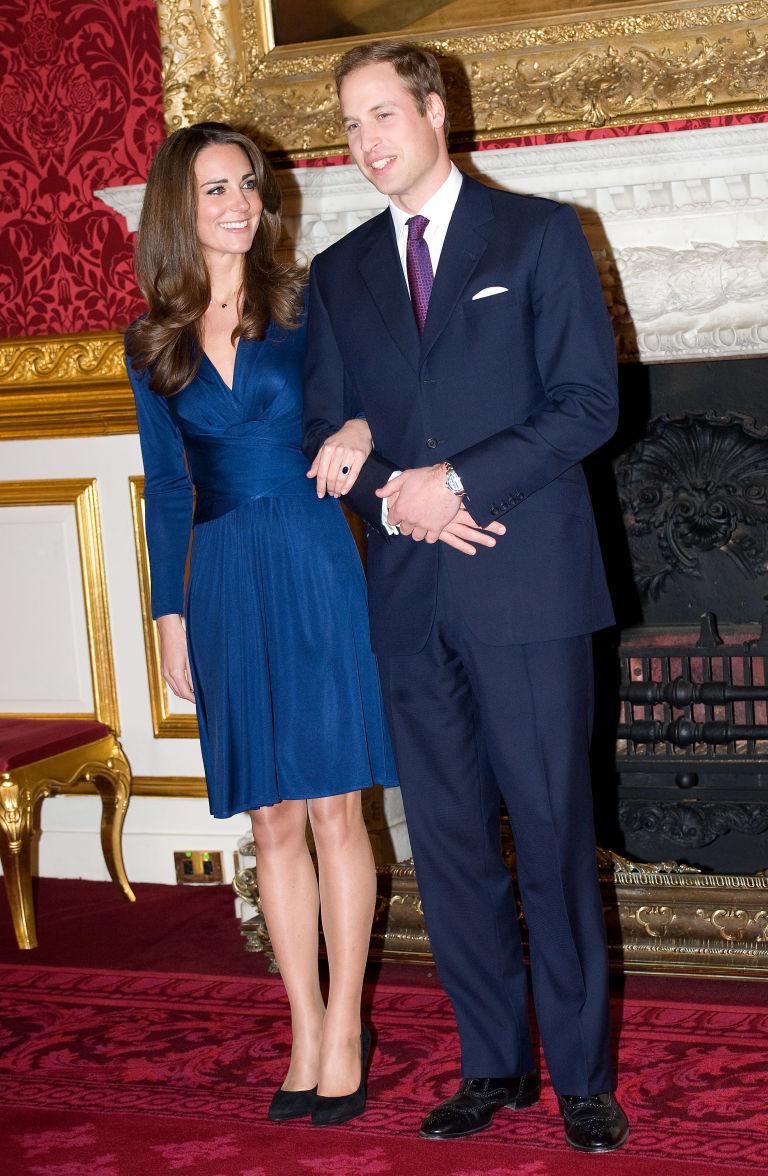 Image result for kate middleton blue dress