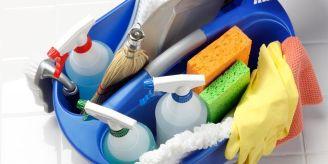 alat kebersihan