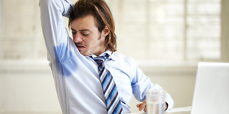 How To Tell If You Smell Bad Strong Body Odor
