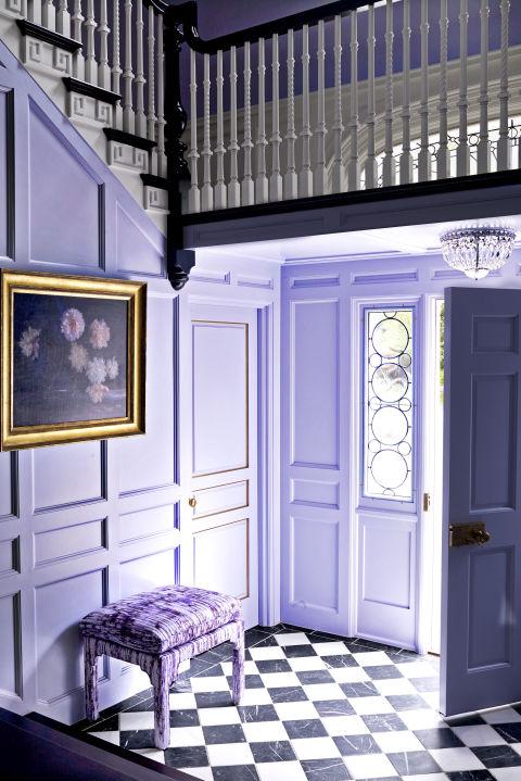 Interior design paint colors