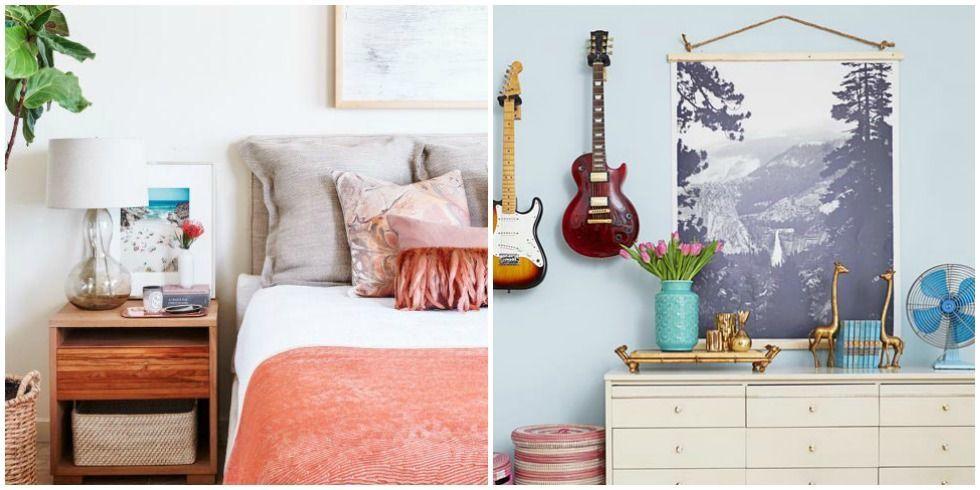 13 Cheap Bedroom Makeover Ideas