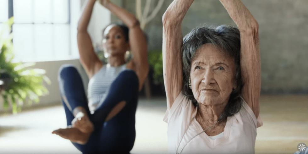 98-year-old yoga teacher, tao porchon-lynch
