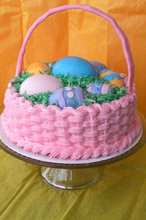 Easter Cake Ideas Beginners
