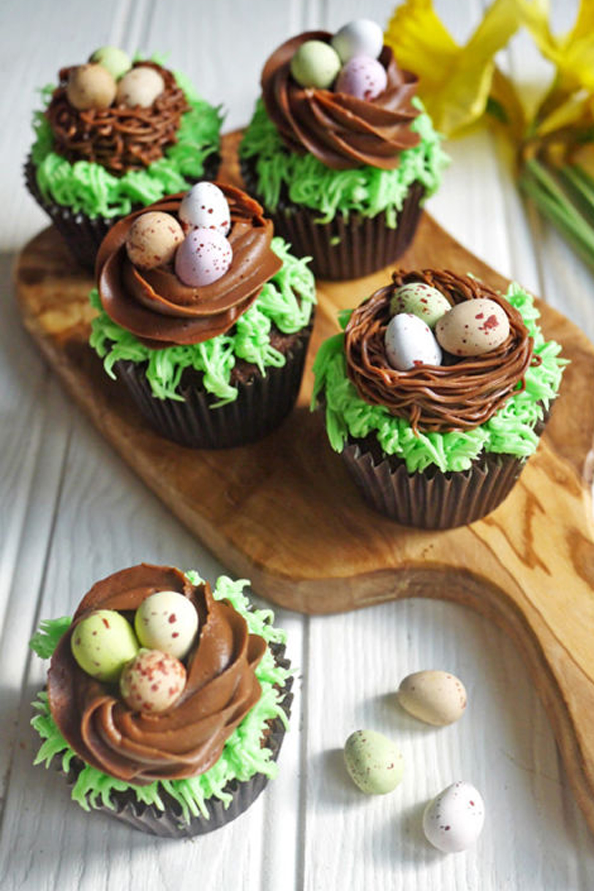 20 Easy Easter Cupcake Ideas Cute Recipes For Spring