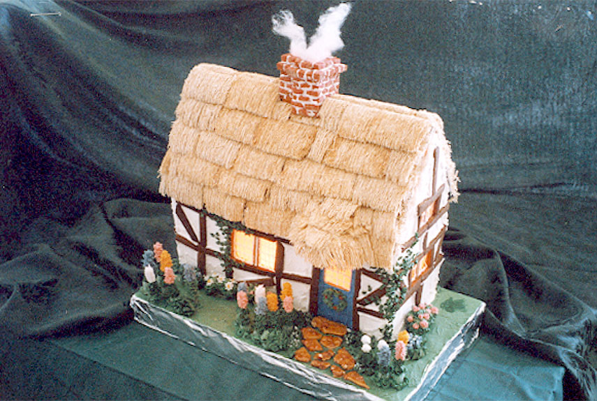 34 Amazing Gingerbread Houses Pictures Of Gingerbread