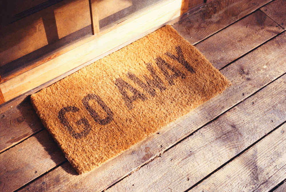 How To Keep Dirt Out Of The House Stop Dirt At The Door