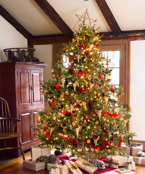Natural Christmas Decor Christmas Crafts To Make