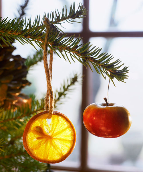 Christmas Decorations With Orange: Homemade Christmas Decorations Orange Slices
