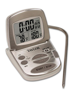 Image result for taylor digital thermometer with probe