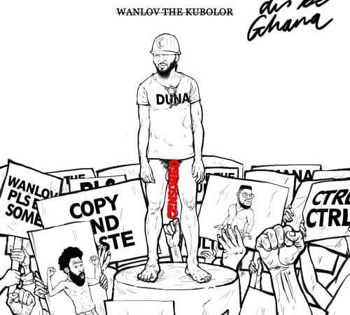 Listen UP: Wanlov drops 'Dis Be Ghana'