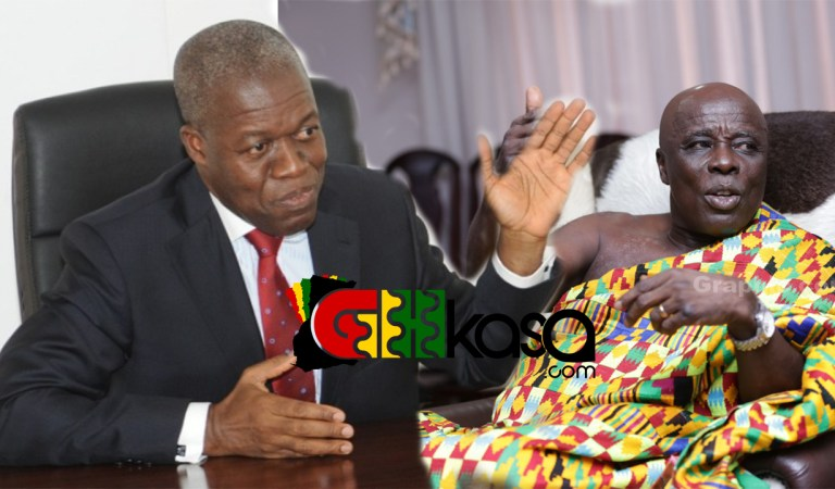 Video: Late Amissah Arthur was taken to the hospital by an old pick-up